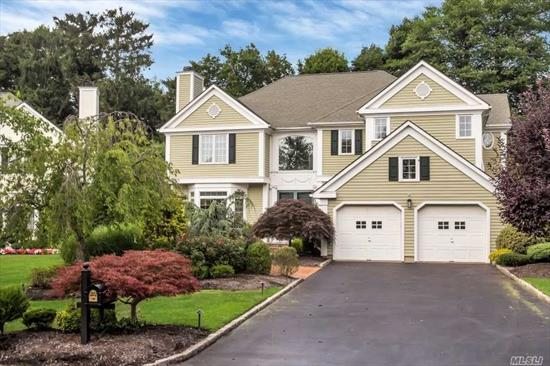 Beautiful 5 Bedrooms And 4.5 Baths Colonial In Prestigious Gracewood Gated Community! Custom Moldings, Soaring Ceilings Family Room, State Of The Art Gourmet Kitchen W/Top Of The Line Amenities. Mahogany Library, Luxurious Master Suite. Spectacular Walk Out Basement With Media Room And Lounge. The Club House With Indoor/Outdoor Pool, Tennis Court, Gym And Kids Play Ground.