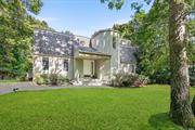 Located in Prestigious Wainscott! Your STAYCATION or VACATION awaits! Beautifully Maintained 2500 sf Contemporary on lovely landscaped .70 AC lot. First flr features open floor plan w/double-height, light-filled great rm, fireplace, DR,  kit, 2 brs on first flr w/fba. Upstairs find a relaxing loft, master br & spacious ba. Finished lower level w/Fba. Relax on your 1032 sq.ft. Cedar deck which surrounds a 20x45 heated pool. Conv to E Hampton Village, restaurants, golf & ocean beaches!