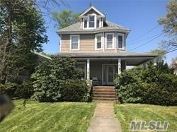 Lovely Single family home with 4-Bedrooms, 2-Fullbath, porch, private driveway, 2-detached car garage and a full basement. Subject property is close to schools, shopping centers, public transportation and JFK Airport. Perfect opportunity to own a home at a very affordable price!