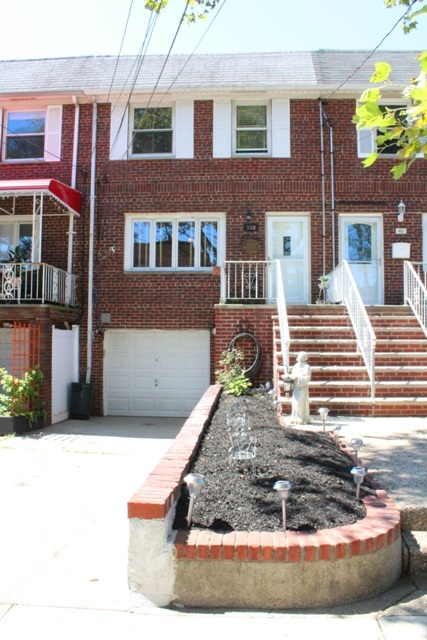 THIS STUNNING THREE BR, 2.5 BATH BRICK ONE FAMILY ROW HOME IS AVAILABLE FOR IMMEDIATE OCCUPANCY. THIS HOME FEATURES HRWD FLOORING THROUGHOUT EACH FLOOR, RENOVATED KITCHEN W/ GRANITE COUNTER TOP & SS APPLIANCES. THREE SPACIOUS BEDROOMS, CENTRAL A/C, PARTIAL FINISHED BSMT, 2 CAR PARKING WITH ATTACHED GARAGE, DECK & POOL. PRIME MIDTOWN LOCATION, NEAR ALL SCHOOLS, SHOPS & PUBLIC TRANS.