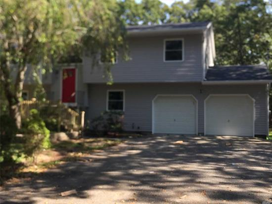 Totally Renovated 5 Bedroom 2 Bathroom Hi Ranch with full basement and outside entrance. New kitchen, baths,  200 amp, sheetrock, plumbing, roof, windows, siding. Possible mother daughter with proper permits