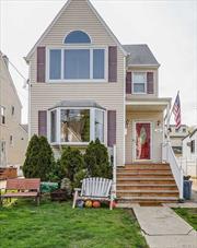 Beautiful 1 family home. 3 Bedroom, Lr, Dr, Eik, Full Bathroom. Fin. Attic, Fin Basement. Property needs work.