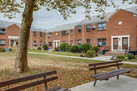 Designers Dream- This lower unit features all new renovations featuring open kitchen w/ breakfast bar, stainless steel appliances, farm sink, quartz counters, tile floors. Spa bath with new shower, custom closets and more. Prime location by the Clearview Golf Course. Close to Stores, Restaurants and Express Bus to NYC and Local Bus to Flushing.
