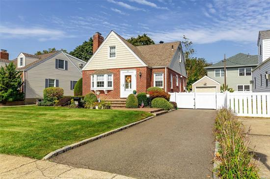 Charming Briarcliff Colonial. Plenty of charm thoughtout and beautiful curb appeal. Many fine features including wood burning fireplace, gas heat, brick and vinyl siding, brick paver rear patio, front open porch and detached garage. Taxes include the 2020 School Tax Rate.