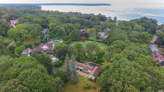 House Sold As Is- Great Opportunity to Live on 1.8 acres in Huntington Bay. This Ranch sits on beautiful property tucked away near the bay. IG Gunite Pool and flat, usable yard. Loads of Potential!!