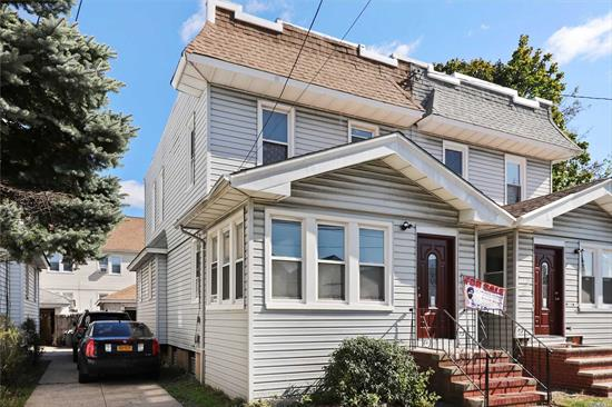 Welcome to this wonderful (FULLY) renovated home with modern appliances, beautiful fixtures, and clean finishes. This home offers an opportunity to enjoy comfortable living in a relaxed environment while also conveniently located within close proximity to schools, transportation, and restaurants. The Queens Village LIRR station is within walking distance and the Cross Island Pkwy (Easy access to LIE, Grand Central-Northern State and Belt Pkwy) is within a short drive. Schedule your tour today!