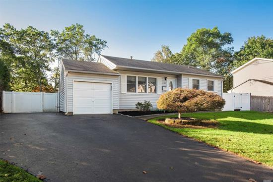 Nicely Updated Mid Block Ranch Home For Rent In The Commack Schools. The Home Offers Central Air/ Hardwood Floors/ Oak Cabinets In The Kitchen/ Updated Bath/Updated Windows & Siding/ Door Kitchen To Yard w/ Cement Patio. More Photos Coming Soon!!