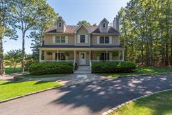 Magnificent Diamond ++ Custom Colonial Situated On A PRIVATE Shy Acre (NO Neighbors) Surrounded By Open Fields. Spectacular Stone Kitchen With Granite Counter Tops And SS Appliances. Stone Bathroom With Steam Shower. Large Master Bedroom With Stone Walls & Fireplace And Huge 10X14 Walk-In Closet. Quality Hardwood Flooring Up & Down. LR With Fireplace. CAC. One Of A Kind Entertainers Back Yard With A Stone Koi Pond With Waterfall. Front Porch. Circular Driveway. Too Much To List. Must See!!