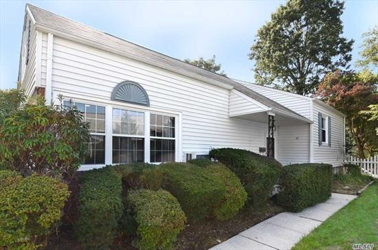 Located within Bethpage School District, this perfectly situated home backs a Pocket Park! Offers an open floor plan For living & dining and brand-new kitchen. 2nd floor has two bedrooms & new full bath; 3rd floor features a huge Master Suite w/ full bath & walk-in closet. There's also a basement, walk-up attic, attached garage, Igs, garbage disposal, large yard, 200 amp electric, hot water heater, and gas heat.
