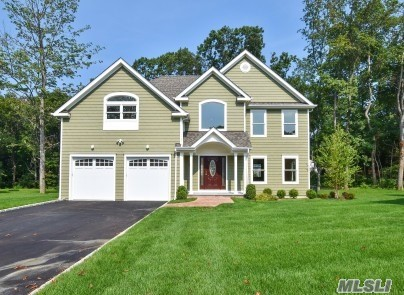 Amazing New Construction!!! 8 Room, 4 BR, 2.5 Bath Colonial with Full Basement & 2 Car Attached Garage. Tenant must apply thru NTN , $20 Per Applicant on Credit Card, NO PETS ( Don't Ask ) , No Smoking.