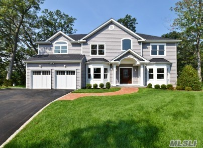 Amazing Village Home ......12 Rooms, 5 Bedrooms, 3.5 Baths, Center Isle EIK, Top Shelf SS Appliances, Gas Fireplace in Den, Amazing Bathrooms, Full Basement for Storage, 2 Car Garage. Gas Heat CAC, IGS.......WOW Home !!!