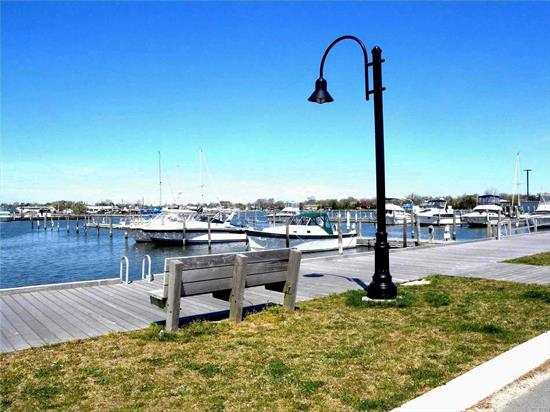Come check out this beautiful apartment for rent RIGHT NEXT TO THE BAY SHORE MARINA. This is the Biggest one-bedroom you'll find anywhere. This apartment has a LARGE Kitchen, with plenty of cabinet space, refrigerator, oven & stove all come included. Enjoy a formal dining room big enough to fit a table that can seat 6 people comfortably. 2 Extra Huge Closets for extra storage and Large Windows throughout the entire apartment to bring in plenty of natural sunlight.