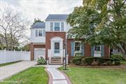 Expansive and fully renovated Colonial on a premier cul-de-sac in Lynbrook Village near shopping, parkways and LIRR. Lots of new - kitchen, washer/dryer, water heater, windows, roof, pavers, fence, driveway, pool, patio and more! Spacious family room extension w/ full bathroom and laundry - possible in-law suite! County assessment decreases by 46% in October 2020.