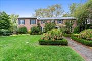 Meticulously maintained, 5 Bedroom CH Colonial with beautiful views of Manhasset Bay. Oversized rooms, hardwood floors, gorgeous EIK adjoined to family room with sliding doors to outdoor decking. Office, 1st Floor laundry and private 2nd floor additional Master Suite with LR, MB and full bath are just some of the wonderful amenities of this home.