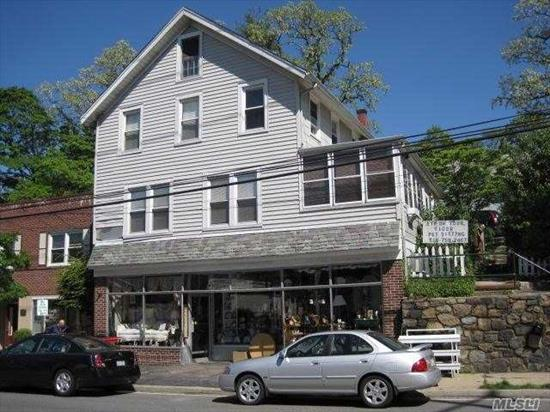 900 Square Foot Store, Could Be Used As Two Separate Units!