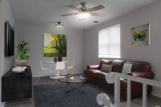 recently updated one bedroom condo, freshly painted., parking spot. ready to move in...