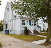 Charming Colonial style house. It features living room, formal dining room, kitchen with huge pantry. 3 bedrooms and 1.5 bathrooms. Full finished basement, play room, finished attic and hardwood floors. 200 Amp electric, Lots of natural light, lots of storage space, close to all.