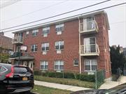 Beautiful 3 Br Apartment, 2 Full Bath, Large Living Room and Formal Dining Rm, Eat in Kitchen & Wood Floors, Stainless Appliances. Excellent Location To Transportation, Shopping, And Highways. Walk to M and R Subway line, 1 Parking included.