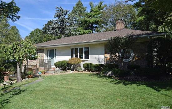 Lake SuccessDiamond Condition, Totally Renovated. New Kitchen.Center Island&Granite Counter Tops.2New Baths.Wood Floors.Bright Southern Exposure..Sliding Doors to Back yard.Radiant Hea .Gas Fire Place.Great Neck South S D.Conviniently Located, 30 Min to Manhattan with Lirr. Village of lake Success Has 18 Golf Course, Pool, 11Tennis Courts &Police Station