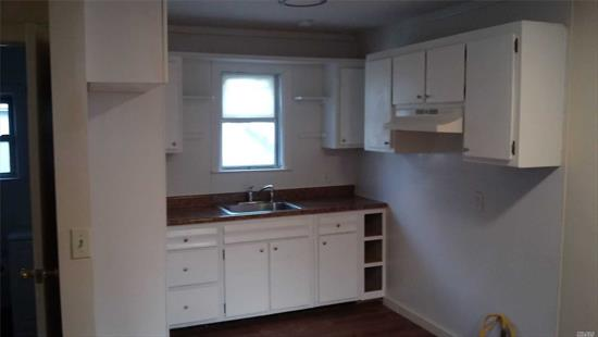 2 Br 1 full bath. Available immediately Tenant pays electric and gas.