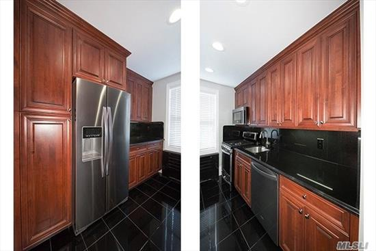 Lux Rental Residence Community In popular Rockville Centre! Renovated Interior With Tuscany Cabinets, undermt lites. Granite Kit Flr & Cntrps. Stls. Stl Appl. 1Br/1Bth.Hi-Hats. Granite/Marble Bath, Floating Vanity/Frmls Shwr Drs.2 Faux Woodgrain Windw Tmts. Gray Paint/Carpet. Minutes To Village! Prices/Policies Subj To Change W/O Notice.