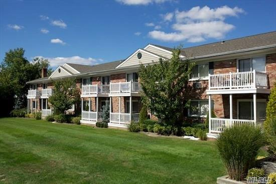 Distinguished 1&2 Br, With New Kitchen, Tuscany Style Cabinetry & New Appliances Including Microwave & Dishwasher.Heat & Hot Water Included. Ceramic Tile Baths.Terraces.Laundry Facility.Walk To Hauppauge High School.Charming, Quaint Landscape. Conv To Rte 454 & 347,  Lie & Northern State. Prices/policies subject to change without notice.