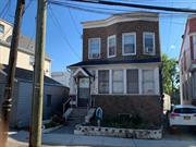 Legal 2 Family House; Spacious Layout; Backyard; Close To All; All Information Needs To Be Verified By Potential Buyers; Offers Must Be In Writing With Pre-Approval & Proof Of Funds; Sold As Is