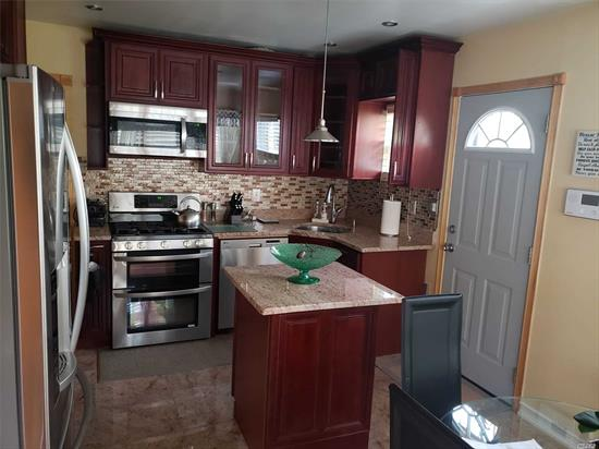 Wow, this house is a gem. In immaculate condition. Newly updated kitchen and bathroom with a walk in closet any lady would absolutely love. Includes, central air. A must see.