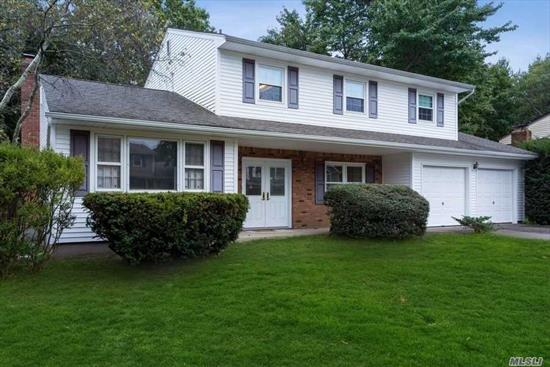 Quiet Cul-De-Sac Setting North Of 25A In The Harborfields School District. Private .17 Acre. Gas In Street - Would Have To Extend From #12 Oneonta. Updated EIK, Roof '06, Vinyl Siding, Replacement Windows, HW Floors. Great location! Make It Yours!