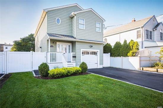 Move Right In--This Stunning Colonial Built in 2014 has 4 Bedrooms & 2 Full Baths. Highlights include: Eat In Kitchen with SS Appliances and Granite Countertops, Private Fenced in Yard, IG Sprinklers, Central Air, Washer/Dryer and Siting Area on Second Floor. Just Unpack.. Currently Tenant Occupied until Jan 2020- You Can Close Before and Collect Rent or Close on or about Jan 1st, 2020.