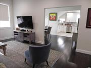 Roslyn. Huge 2 Bedroom/1 Bath Apartment In Roslyn. Gut Renovated Unit With Separate Dining Area And Double Vanity In Bath. Full Sized Washer/Dryer In Unit! Cac. There Is Also A Den/Office In The Apartment. 1 Parking Spot Included.