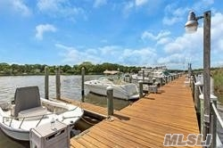 Stop Looking and Start Packing! The Waterways At Moriches, A 55+ Gated Community Is Tucked Away On The South Shore & Offers Resort Style Living! Beautiful Park like Landscaped Grounds, with Superior Amenities Including Community Pool, Tennis, Clubhouse, Marina and Boat Slips! 2230 sq. ft. of Living Space! Open Floor Plan W/Large Great Room/Dining Combo W/Gas Fireplace, Eik, Master Suite with Two Additional Bedrooms. Come Sail Away!