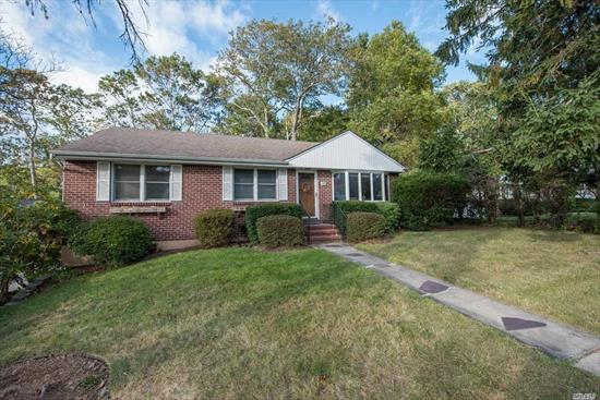 Well Maintained 3 Bedroom, 1 Bath Ranch with Low Taxes! Kitchen Has Granite Counter and Stainless Appliances. Formal Dining Room With Slider Door to Backyard. Hard Wood, CAC, 200 Amp Electric. Replacement Windows. IGS. Lovely Backyard!