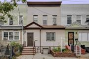 Income Producer! Attached 2 Family in Richmond Hill, 1, 100 Square Feet Per Unit Not Including The Basement! The First Floor Offers a Porch, LR, FDR EIK w/Pantry 2 Bedrooms, 1 Bath. The 2nd Floor Offers LR, FDR EIK w/Pantry, 3 Bedrooms and 1 Bath. Gas Steam Heat, Vinyl Siding, Super Sweet Rear Yard! Close To Schools Shops and Transportation.