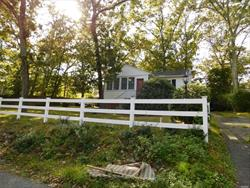 Adorable 2 Br cottage in Lake Panamoka, Clean & Neat - move right in. Landlord requires 700+ credit scores, must show ample means to pay the rent & maintain the property, Ref req. Great house on nice property close to the lake !