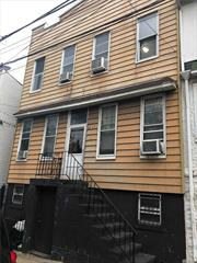 Sold as is 4 family on Maspeth/Ridgewood border. Two units will be delivered vacant other two tenants paying $900 and $1300, no leases. House needs a lot of work. Priced for a quick sale