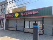 Just arrived- Store Front Commercial Space in Busy Location.