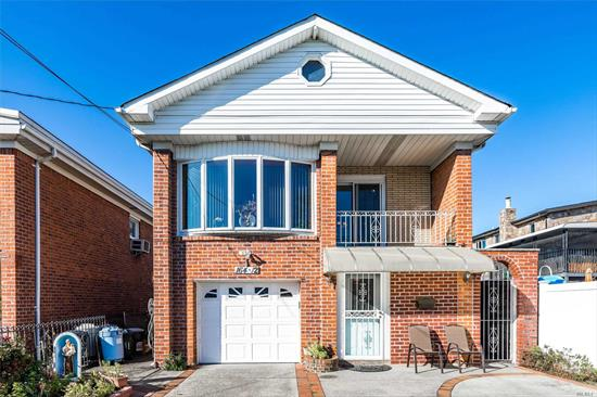 Immaculate Hi-Ranch, All Detached brick, Fully updated new kitchen & baths. Ceramic & granite floors, 4 bedrooms, 2 new full baths, New windows & doors, Full stand-up attic, Private yard, private drwy & 1 car garage.