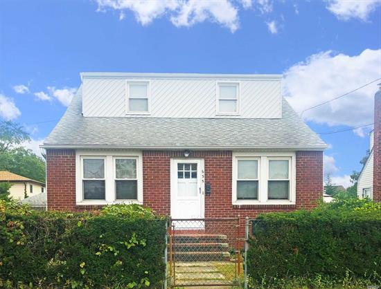 Whole-House Rental Available ASAP in East Meadow. Enclosed Front Porch, Extra Large Living Room, Dining Room /Office/Den, Eat In Kitchen With Washer and Dryer. 3 Bedrooms and Full Bath Up, Rec/Play Room, Storage and Utilities in Basement. Room for 3 Cars in Private Driveway.
