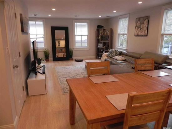 Roslyn. Renovated 2 Bedroom/1.5 Bath Duplex Apartment In The Heart Of Roslyn Village. Waterviews From Every Room. Heat Included. Stainless Steel Appliances And European Cabinetry. Washer/Dryer In Unit. Central To Everything! 2 Overnight Parking Spots, And 1 Parking Spot During The Day.
