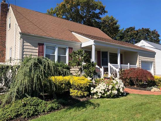 This Lovely Colonial Cape Situated in the Heart of Woodward Pkwy Features 4 Bedrooms, Updated Full Bath + Half Bath, Updated Kitchen w/Granite Countertops. Sliding Glass Doors from Dining Area Leads to Trex Decking Overlooking Park-like Grounds. Other Amenities Include CAC, IGS, 200 Amp Electric. Don't Wait - Won't Last!
