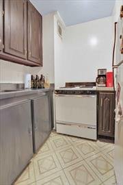 Beautiful Co-Op Priced To Sell Located In Prime Kew Gardens. Low Maintenance of only $666.25. Private Doorman Building. Conveniently Located Steps To E/F Express Trains, Q37 and Q10, Few Minutes to LIRR. Walking Distance To Grocery Stores, Movie Theaters, Gyms And To Austin Street Where Many Restaurants, Boutiques, And Chain Stores Are Established. Call Now Will Not Last!