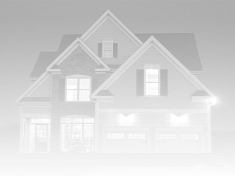 2nd Floor apartment - New kitchen & bathroom. Fresh paint, new carpet. New siding, new roof. Parking on premises for 1 car. Near L I R R, buses, shopping, schools and houses of Worship. Water & Heat included in the rent.  $1750.00