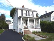 Attention investors! Great Colonial with month to month tenants who are occupying for 5+ years. Windows main floor 5 years old. Current rental income 1750/month. Two other homes being sold as well. See ML #'s: 3176146, 3176147. Buy the 3 or buy separately. So many possibilities.