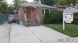 LARGE SUNNY RENOVATED RANCH WITH FULL FINISHED BASEMENT AND SEPARATE ENTRANCE, DET GARAGE AND BACKYARD.
