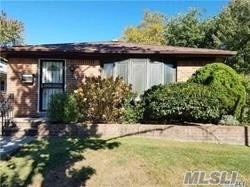 Desirable Brick Ranch, Excellent Condition! South Faced! Near To Alley Pond Park, Bright Bay Window Living Room, Sd#26, P.S.188, 220 Amp, Central Air/Heating, Full Finished High Ceiling Huge Basement Wall Covered By Synthetic Material For Super Dry, Side Entrance, Bus To Flushing #27, Separate Steps To Entrance, Large Nice Backyard , can move in asap