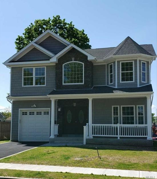 To Be Built! This Is An Opportunity Not To Be Missed! Brand New Construction With Time To Customize In North Syosset. Near Rail Road, Berry Hill Elementary School, Close To Town And Shopping! Syosset's #1 Builder! 4 Bedroom, 2.5 Baths, Custom Trim-Work And Fine Appointments. Similar Models Of This Home!