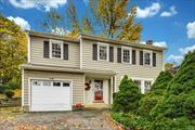 Classic Colonial Featuring Large Rooms. Convenient to Shopping and Parkways, Tax Grievance is in process. House is being assessed at $623.077 a reduction of $3, 722 is expected for the 2020/2021 Tax year