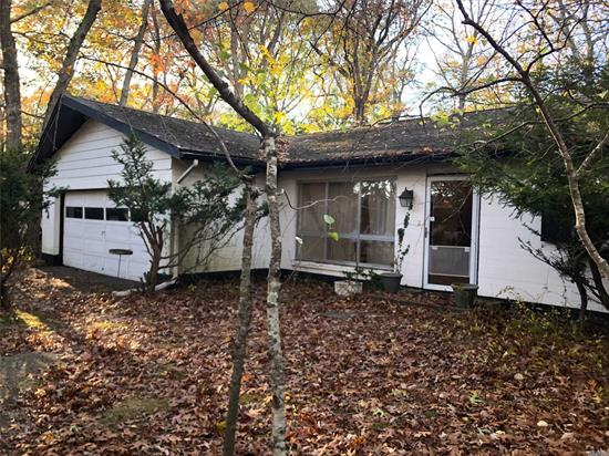 Great Starter Home In Long Creek Area. 3 Bedroom, 1 Bath Ranch. Living Room W/Fireplace, Dining Room, Kitchen, Full Basement And 2 Car Garage On .29 Of An Acre. Bring Your Vision And Make This Your Dream.