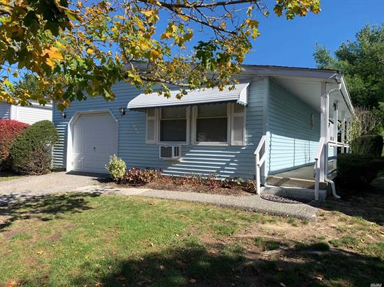 Spacious 2 Bedroom, 2 Bath house located in a very active 55+ community. Rent includes lawn maintenance, snow removal and club house activities. All applicants need to be approved by Greenwood Village